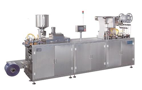 DPP-250DII alu alu blister packing machine