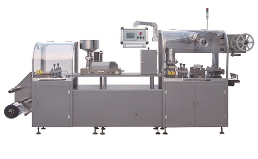 blister packaging and strip packaging machine