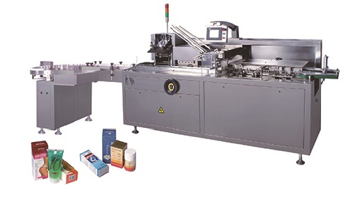 TRC-100 semi automatic cartoning machine