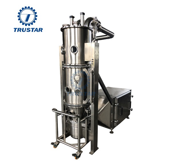 high efficiency fbd dryer
