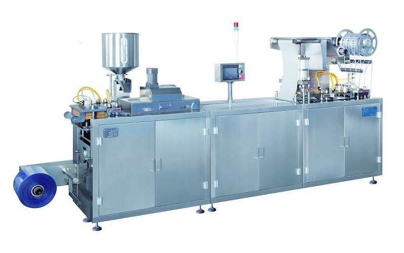 capsule blister packaging machine